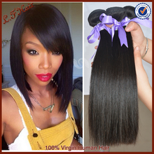 Real Tangle Free Original Cheap Virgin Wet And Wavy 100% Brazilian Human Hair Sew In Weave