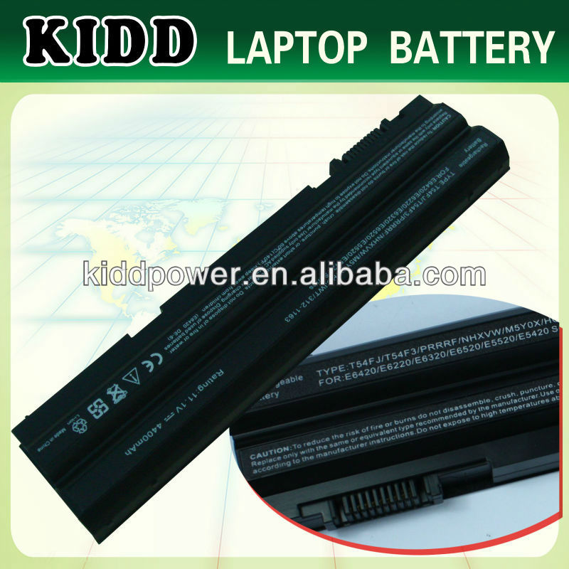 Discount DELL Latitude E5420 E6320 M5Y0X Laptop Battery On Sale