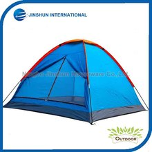 Single Skin B3 Net 3-4 Persons Cheap Summer Tent lightweight camping tent Camping tent