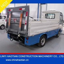 offer 1.5 ton electric truck for cargo , cargo electric truc with low price for sale