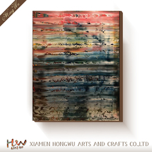 Handmade Modern Abstract Painting Picture For Hotel