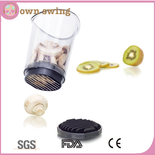 HOT Selling Slice and Catch Vegetable and Fruit Slicer/Slicer Cup