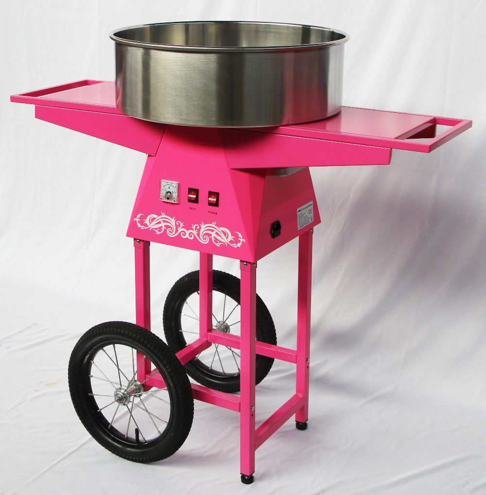 Best selling and favourable price cotton candy machine