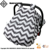 100% Cotton Infant Windproof Cover Sun Shade Baby Car Seat Cover