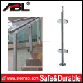 Fashion style ABLinox ss304/316 balustrade frameless glass balustrade