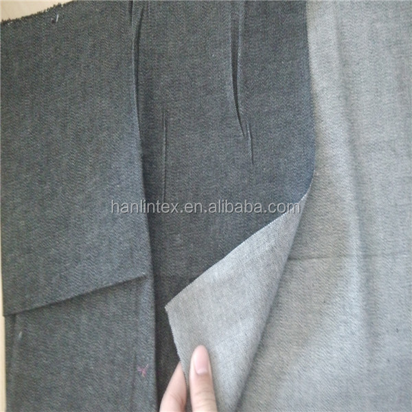 100% Cotton 4.5 oz denim fabric for garment /100% Cotton Poly Denim fabric
