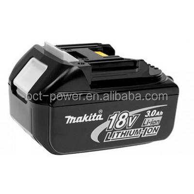 Makita 18V BL1830 3.0AH LXT rechargeable Lithium Ion Battery for makita drill