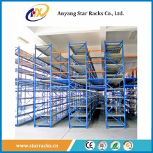 Storage shelves double 5 tier cable racking warehouse storage rack