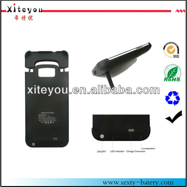 4200mAh Battery Case for HTC ONE M7