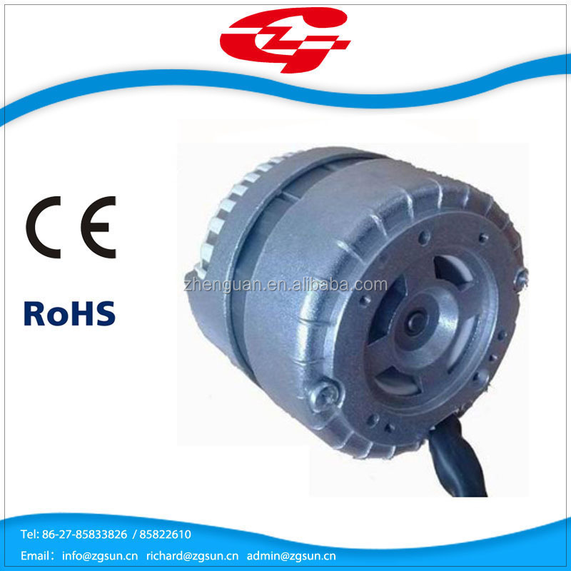 Capacitor start ac electrical kitchen hood fan motor 8025