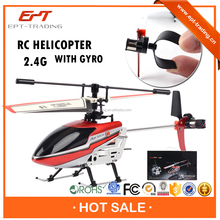 2015 Hot selling 3.5 channel propel rc helicopter for kids
