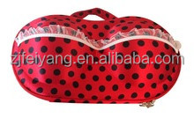 Factory popular hot material storage travel ODM high quality EVA price low bra panty organizer wholesale bags/cases