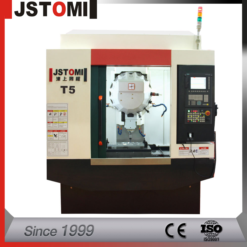 High Speed Mini Chinese Vmc-850 CNC Machining Center
