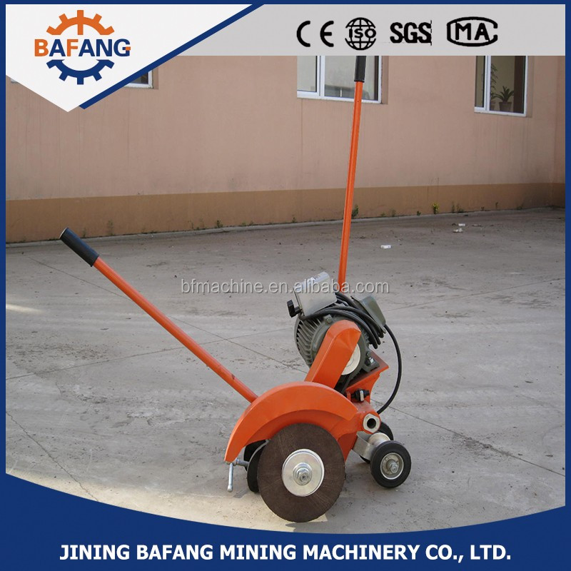 rail cutter machine