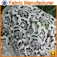 silver indian george sequins lace polyester in white color african chemical water soluble lace chemical lace fabric