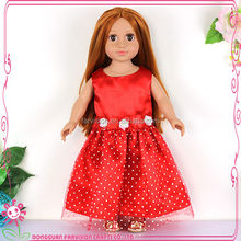 Custom craft small models girl dolls