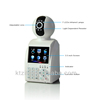 Erobot home security CCTV camera communication and security alarm report