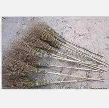 natural bamboo brooms,brooms with length handle