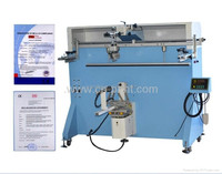 serigrafic high precision cylinderical automatic screen printing machine with for drum
