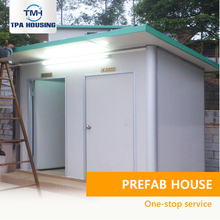 Sandwich Panel Light Steel Frame Home Pre Easy Assembled House Cheap Prefabricated Houses South Africa