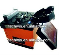 Leading fusion splicers manufacturer in China Techwin (Fusion Splicer TCW-605)