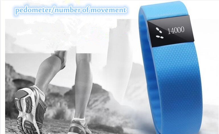 no heart rate Bluetooth 4.0 , waterproof tw64 model exercise sport smart bracelet