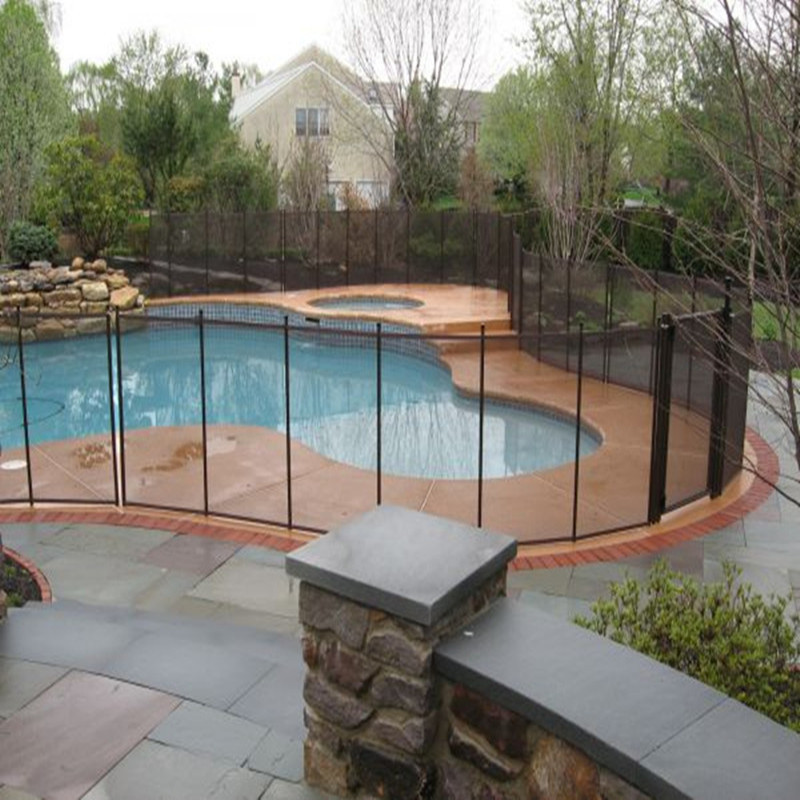 Znz removable mesh pool safety fence buy