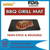 PTFE non-stick miracle BBQ grill mat cooking mat BBQ cover
