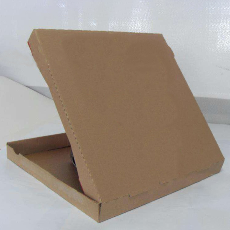 Cheap Custom Printing Cardboard Recycle Corrugated Wholesale Pizza Boxes