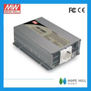 Meanwell Modified Sine Wave DC-AC Inverter power supply Driver with MPPT Solar Charger ISI -500-248