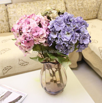 Top quality artificial flowers, artificial hydrangea flowers