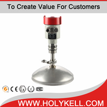 4-20mA radar level transmitter 26G HZ Guided wave intelligent radar level transmitter