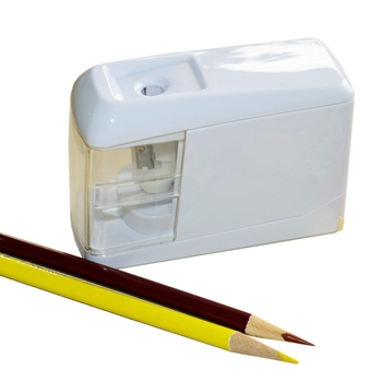 Stationery School Supplies USB or Battery Electric Pencil Sharpener