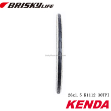 Kenda bicycle tires wholesale White wall bicycle tire