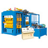 QT10-15 concrete hollow block machine sale brick making machine