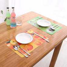 New Technology 3d PP placemat supplier pp placemats