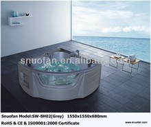 Snuofan air bubble massage jets shower corner installation designs bath shower tubs