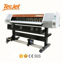 DX5 head digital textile printing machine 1440dpi recomanded fabric sublimation printer