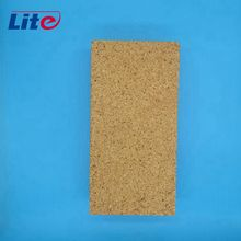 High Density High Alumina Refractory SK 32 Fire Brick for Pizza Oven /Fireplace /Stoves