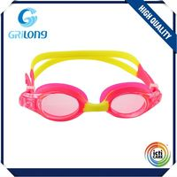 Wholesale Newest Selling Special Design Colorful Cute Silicone Kids Swimming Goggle