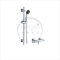 economic thermostatic shower valve kit