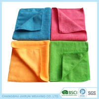BSCI factory supply Strong Detergency Quick Drying microfiber tack rag