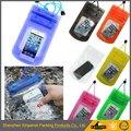 pvc phone waterproof bag cell phone water proof cell phone bag/mobile phone water proof bag/waterproof cell phone case