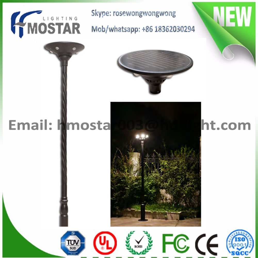 2017 Motion Sensor 50W Led Solar Garden Light Outdoor Lighting