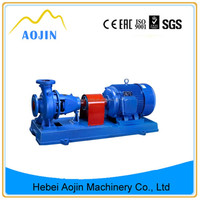 IS series 5hp centrifugal water pump