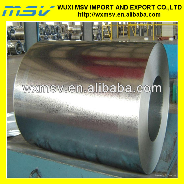 Hot dipped galvanized steel coil and sheet,GI, plain or corrugated