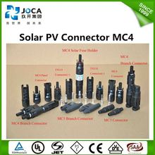 2013New TUV&UL Certified MC4 Solar Connector MC4 Connector Compatible for Solar Power System Cable Assembly