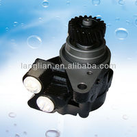 Taizhou Manufacture HINO JO8C Power Steering Pump