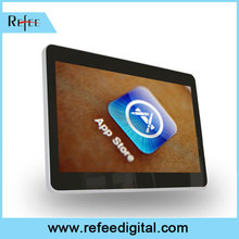 55'' 42'' lcd display touch screen,android network ad kiosk,touch screen kiosk totem lcd display