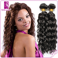 Finest Quality Virgin Malaysian Hair Wet And Wavy